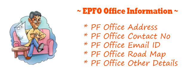 Bharuch PF Office